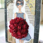 luadjo открытки ручной работы для девушки на день всех влюблённых