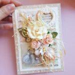 luadjo открытки ручной работы с 8 марта