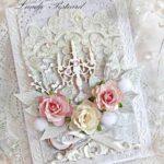 luadjo открытки ручной работы свадебная открытка
