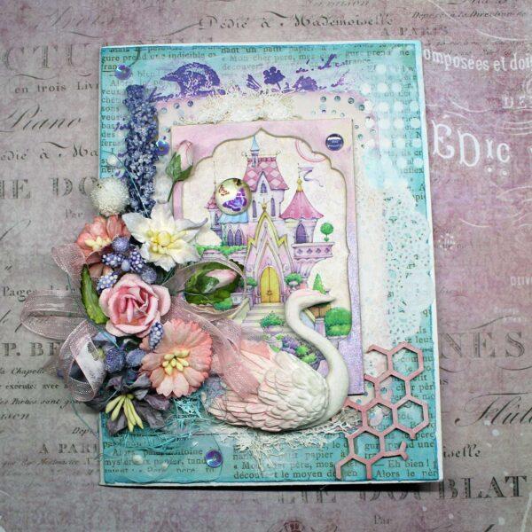 открытка ручной работы купить luadjo