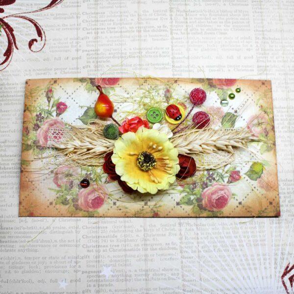конверт на свадьбу для денег luadjo