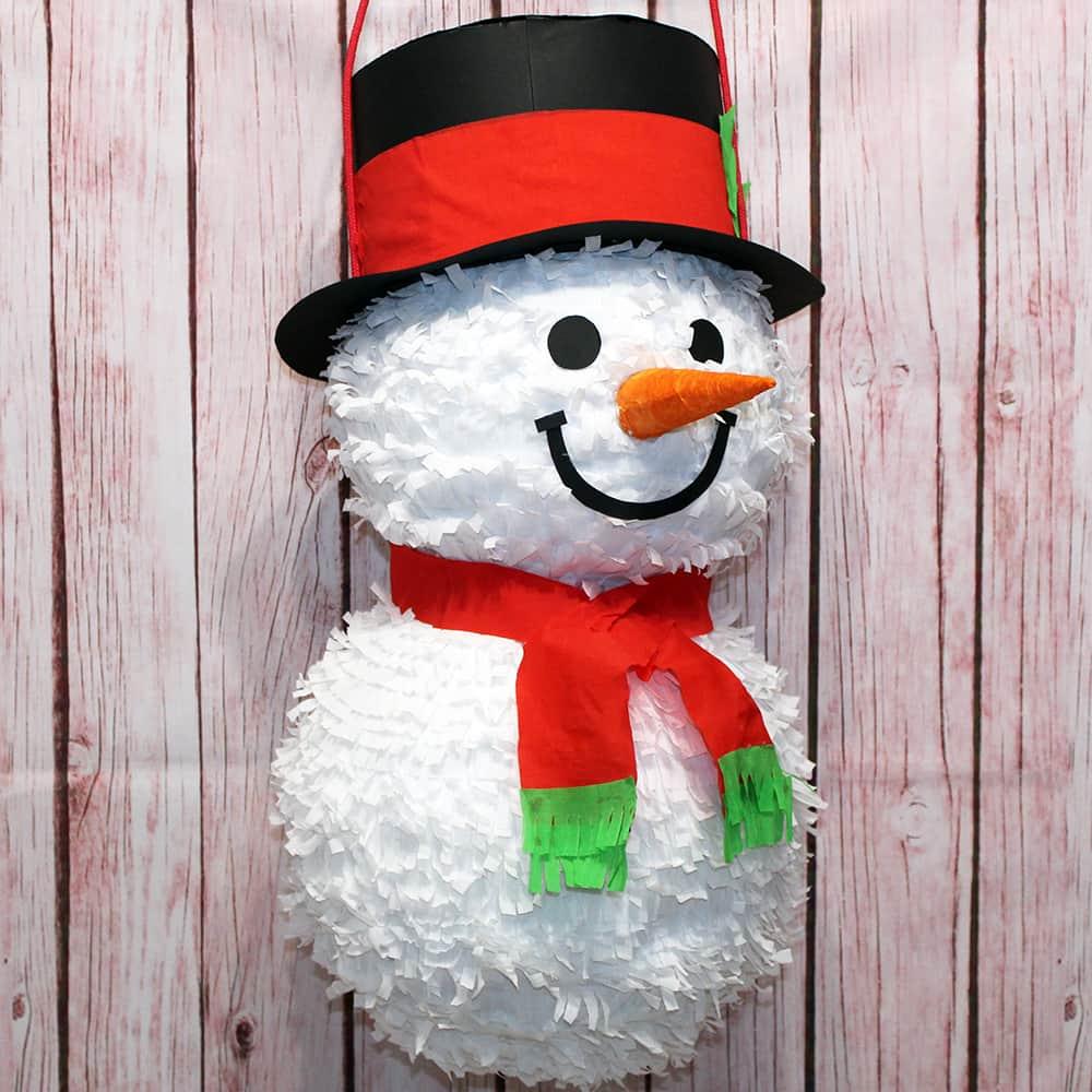 новогодняя пиньята снеговик олаф купить киев